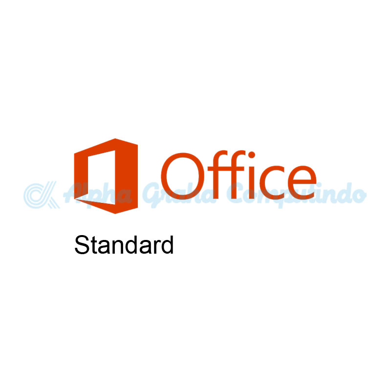 Microsoft   [Office Standard]Office License/SoftwareAssurancePack Government OLP 1License NoLevel [Government][021-07160]