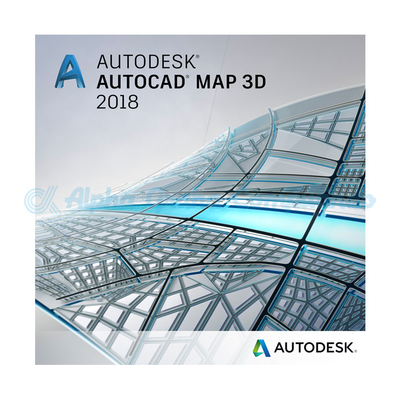 AUTODESK AutoCad Map 3D Commercial Maintenance Plan (1 year) (Renewal) [12900-000000-9880]