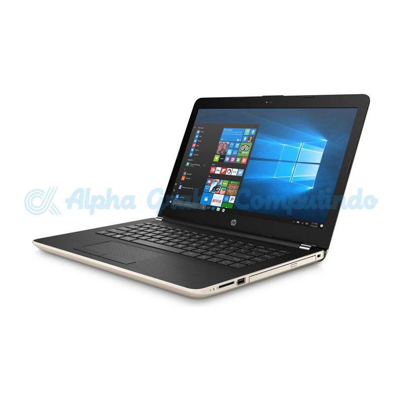HP 14-bs723TU i3 4GB 500GB [3PT98PA/Win10] Gold