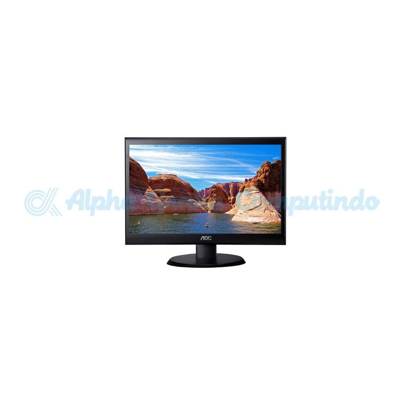 AOC  15.6-inch E1670SWU Monitor