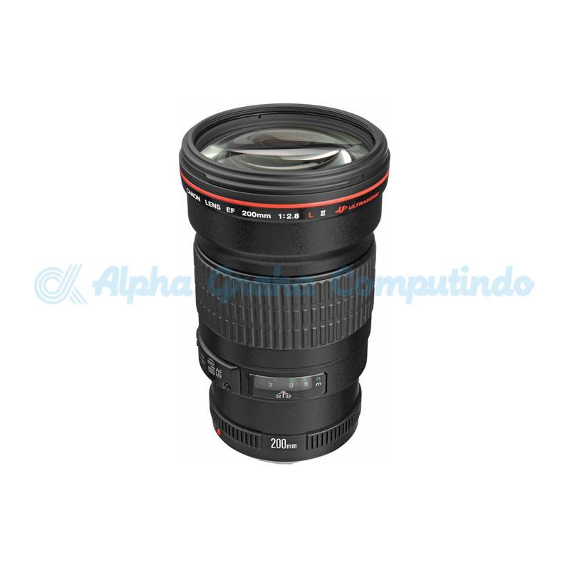 Canon  Lens EF 200 f2.8 L USM II