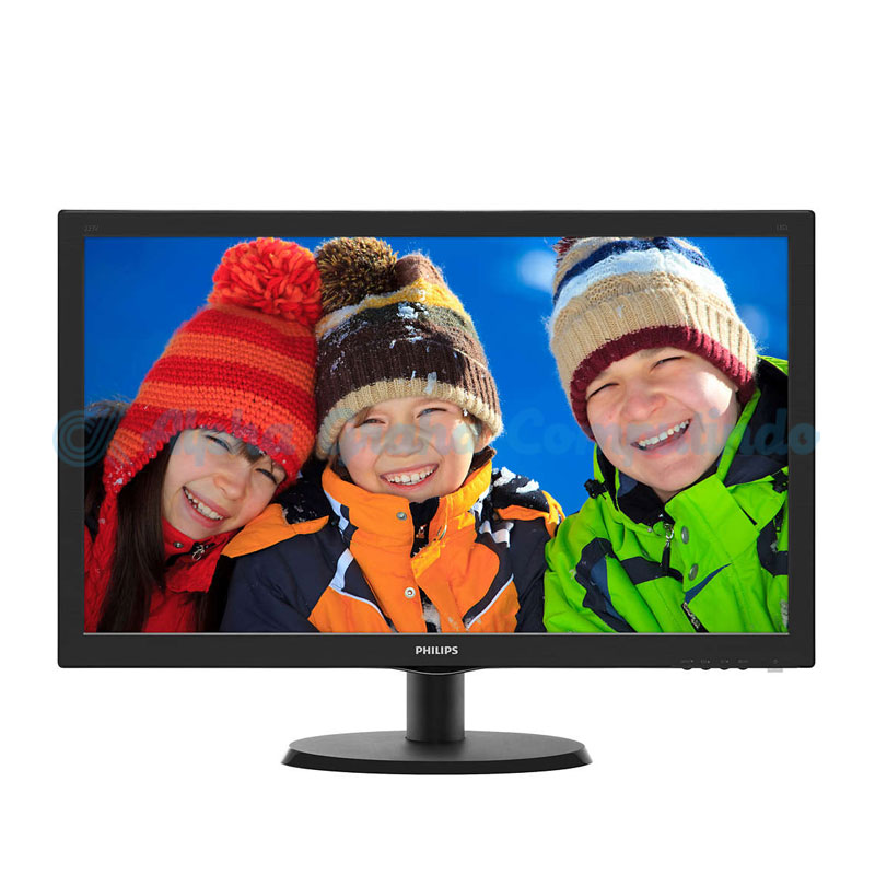 PHILIPS Monitor 23.6-Inch 243V5QHSBA