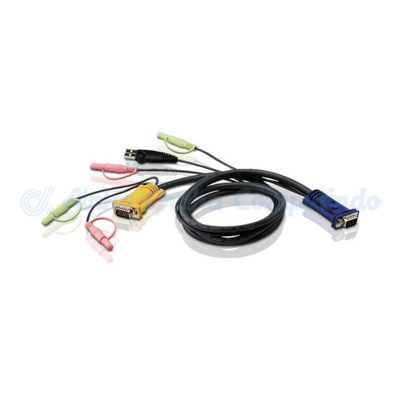 ATEN  USB KVM Cables 15 CS-1758Q9 [2L-5305U]