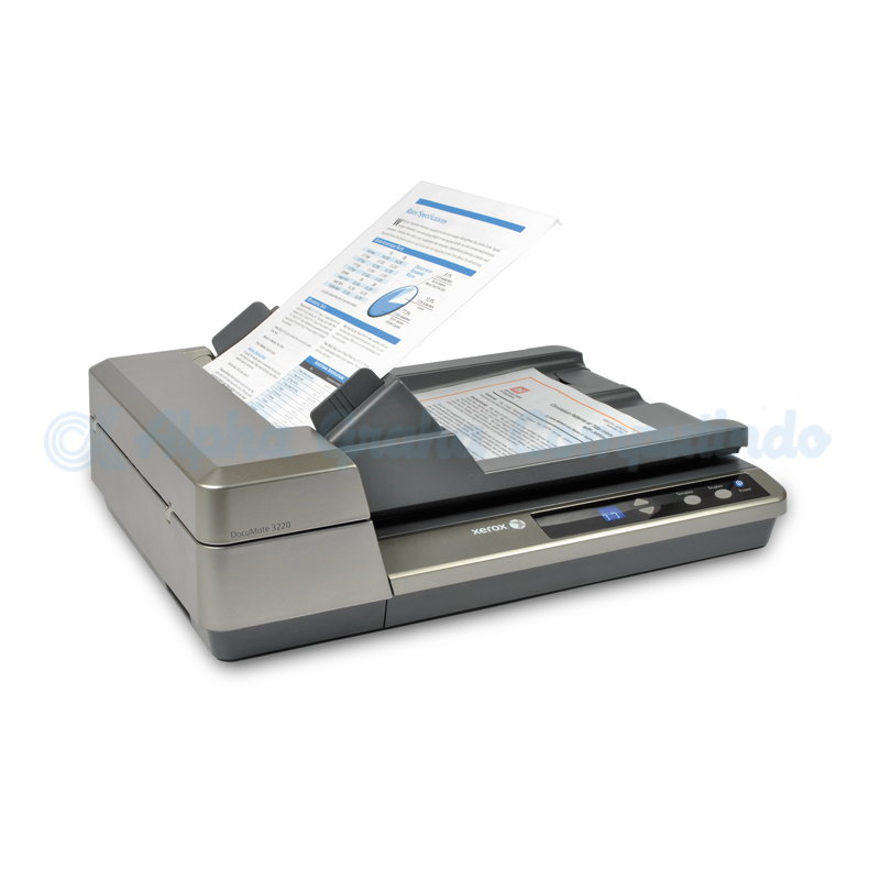 Fuji Xerox  DocuMate 3220