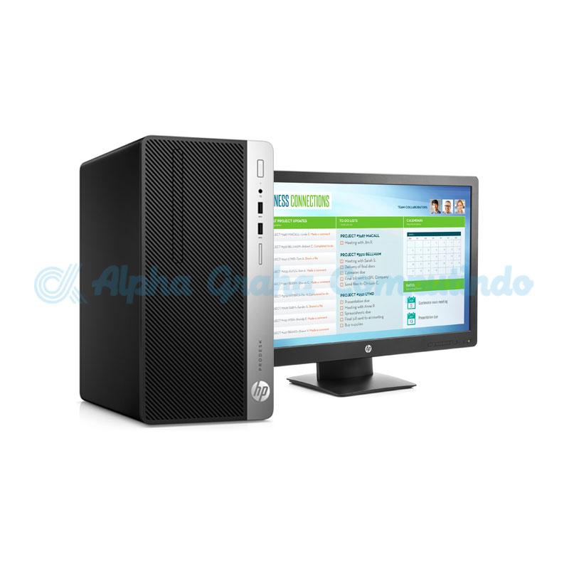 HP  ProDesk 400MT G5 i7 8GB 1TB Radeon RX550 4GB [5XD02PA/Win10 Pro]