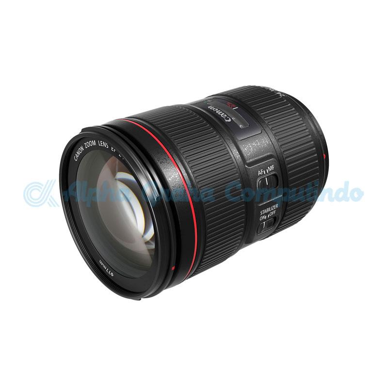 Canon    Lens EF 24-105mm f/4 L IS U II
