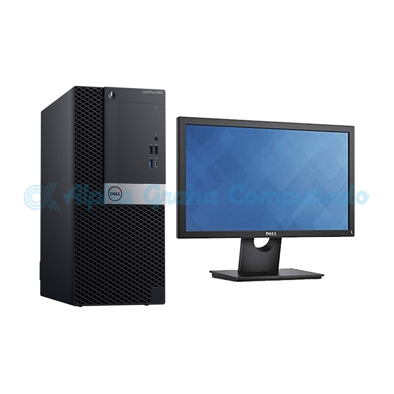Dell Optiplex 5060 MT i5-8500 4GB 1TB [Win10 Pro]