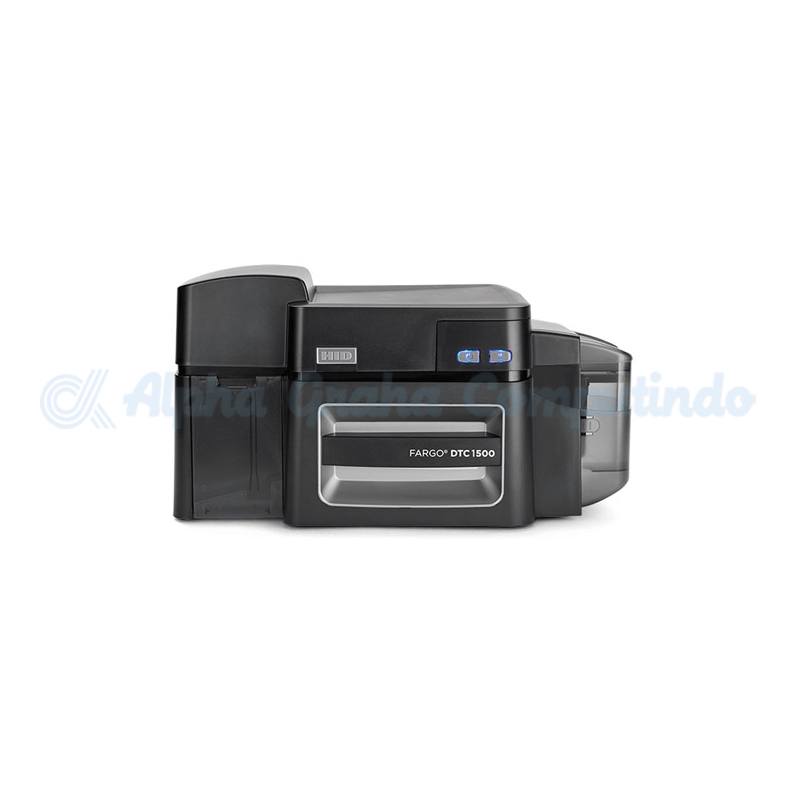 FARGO    DTC 1500 Single Side High Definition Printer with High Security RFID [51400]