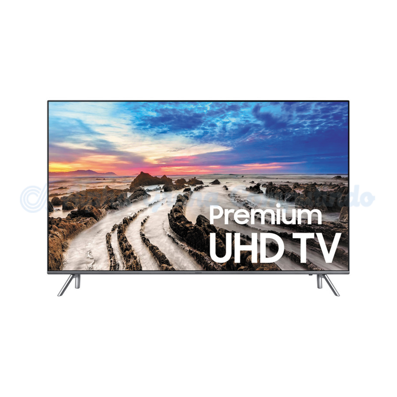 Samsung 65 Inch Premium UHD 4K Curved Smart TV MU8000 Series 8 [65MU8000]