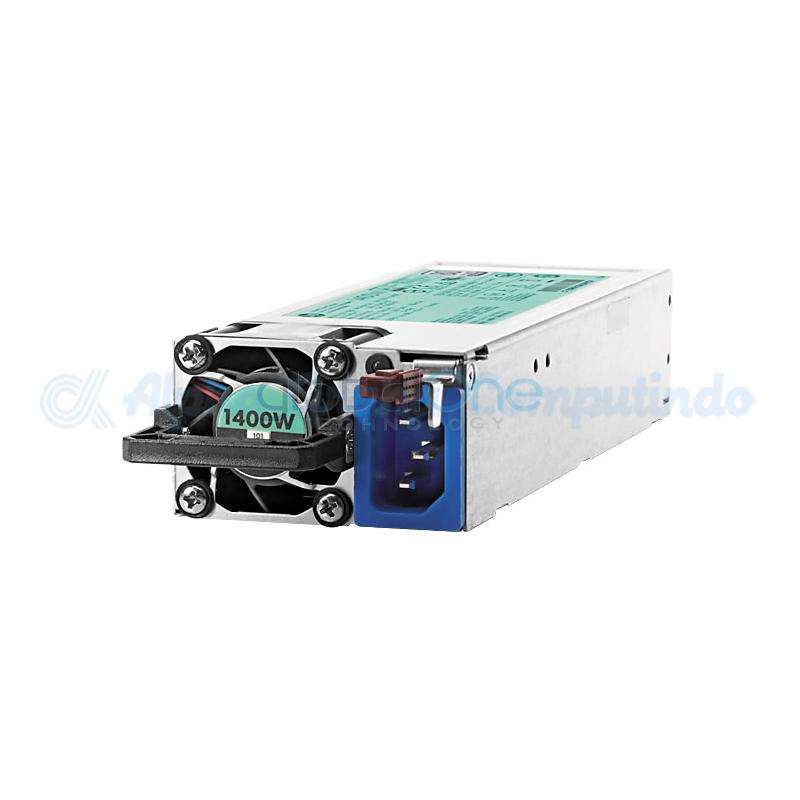 HPE 1400W FS Plat Pl Ht Plg Pwr Spply Kit [720620-B21]