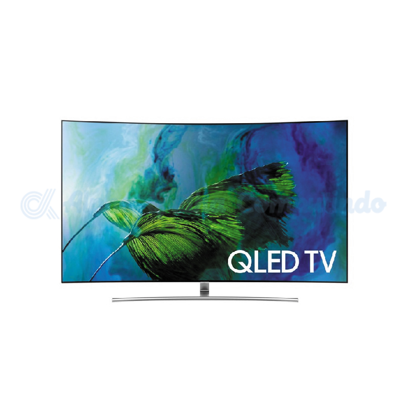 Samsung  75 Inch QLED Curved Smart TV Q8C Series Q8 [75Q8C]