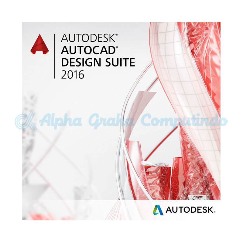 AUTODESK AutoCad Design Suite Premium Commercial Maintenance Plan (1 year) (Renewal) [768C1-000110-S003]