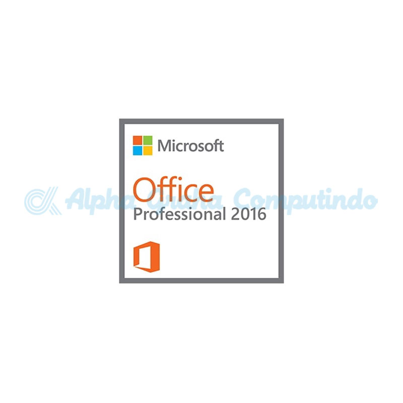 Microsoft [Office Professional Plus]OfficeProfessionalPlus 2016 Government OLP 1License NoLevel [Government][79P-05572]
