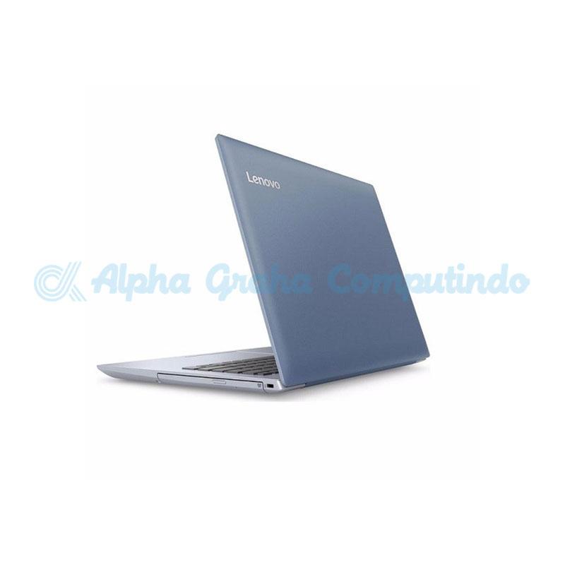 Lenovo   IdeaPad 320-14AST A9 4GB 1TB R5M530 [80XU000UID/Dos] Blue