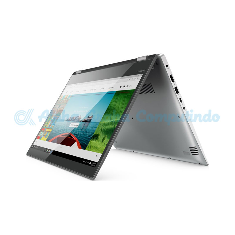 Lenovo   Yoga 520-14IKB i5 8GB 1TB MX130 [81C800L6ID/Win10] Mineral Grey