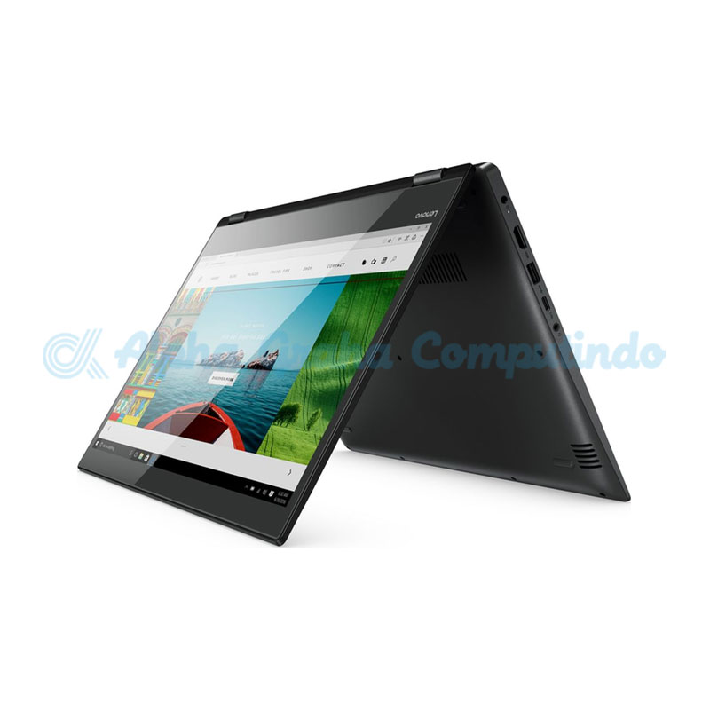Lenovo   Yoga 520-14IKB i5 8GB 1TB MX130 [81C800L8ID/Win10] Onyx Black
