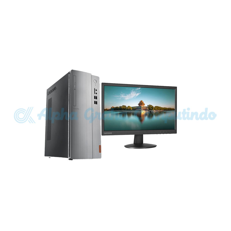 Lenovo Ideacentre 510-15ICB i7-8700 8GB 2TB RX550X [Win10 SL]
