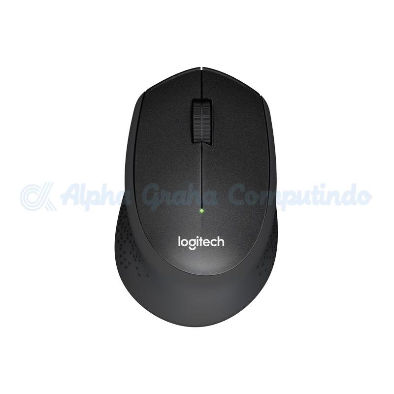 Logitech Wireless Silent Mouse M331 - Black [910-004914]