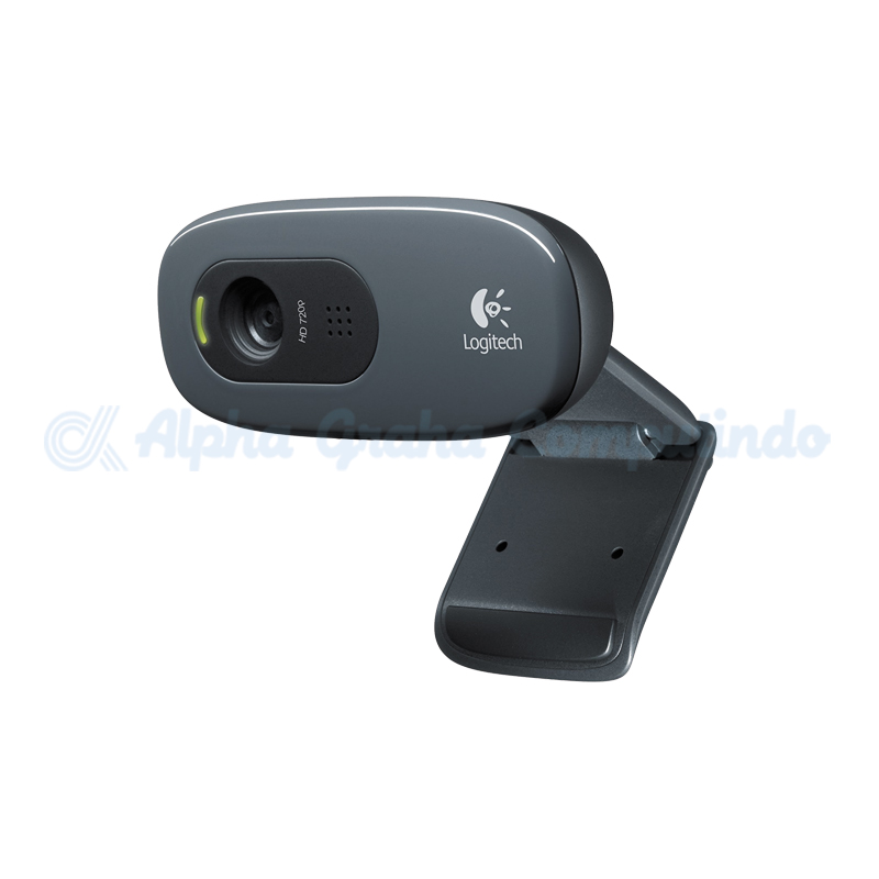 Logitech  C270 HD Webcam [960-000584]