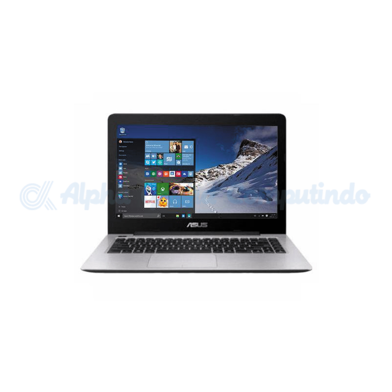 Asus  VivoBook 14 A442UR i7 GT930MX 4GB 1TB [GA030T/Win10] Dark Grey