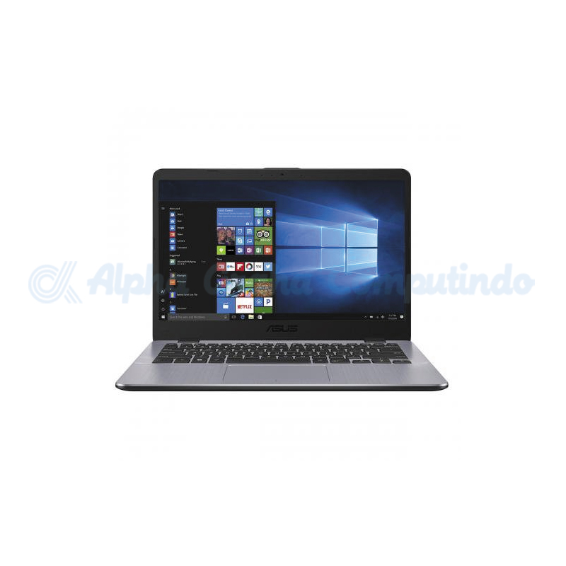 Asus  VivoBook 14 A442UR i5 GT930MX 4GB 1TB [GA041T/Win10] Dark Grey