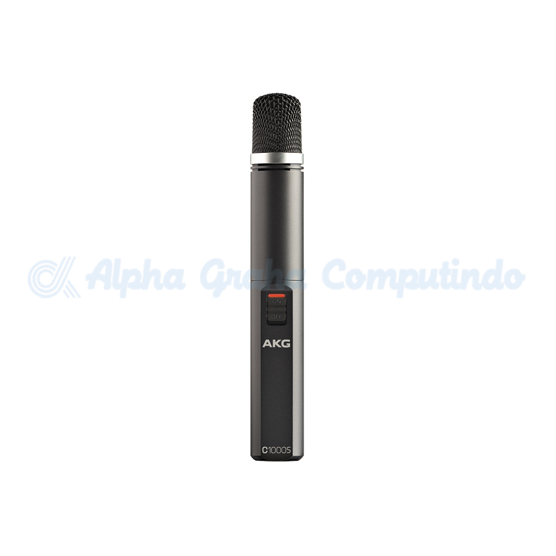 AKG  C1000S High-Performance Small Diaphragm Condenser Microphone
