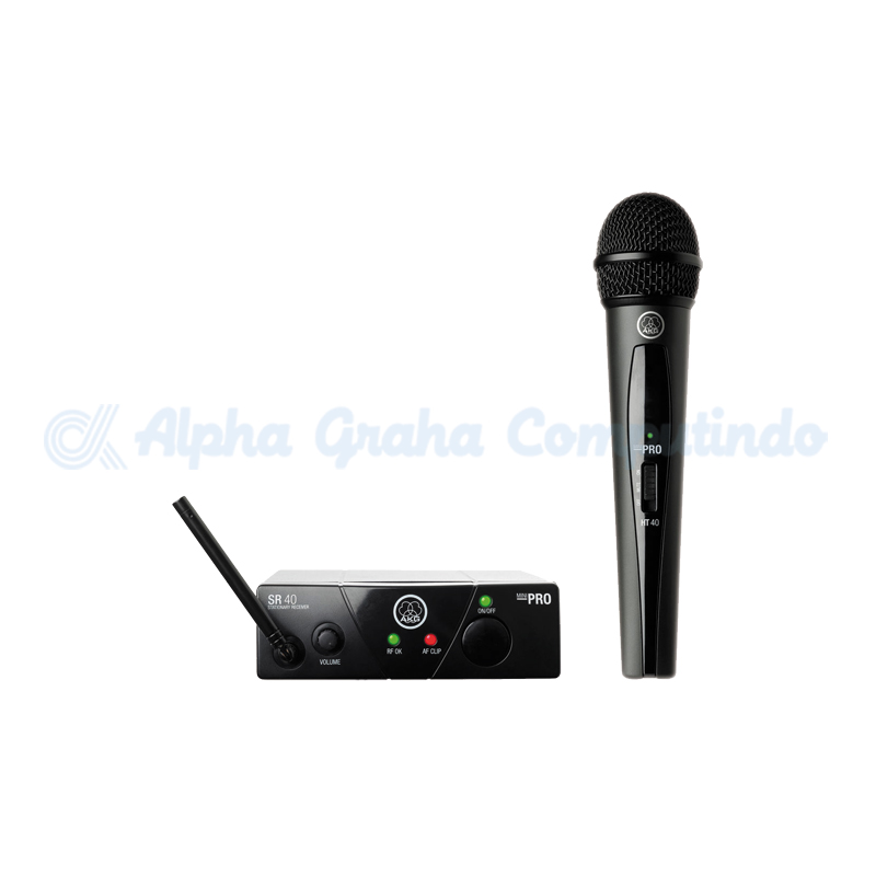 AKG  Wireless Microphone System 40 Mini WMS40