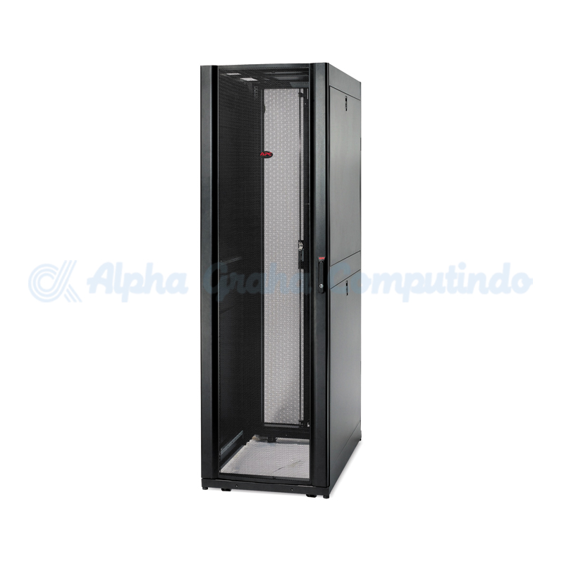APC  NetShelter SX 42U Server Rack Enclosure 600mm x 1070mm w/ Sides Black [AR3100]