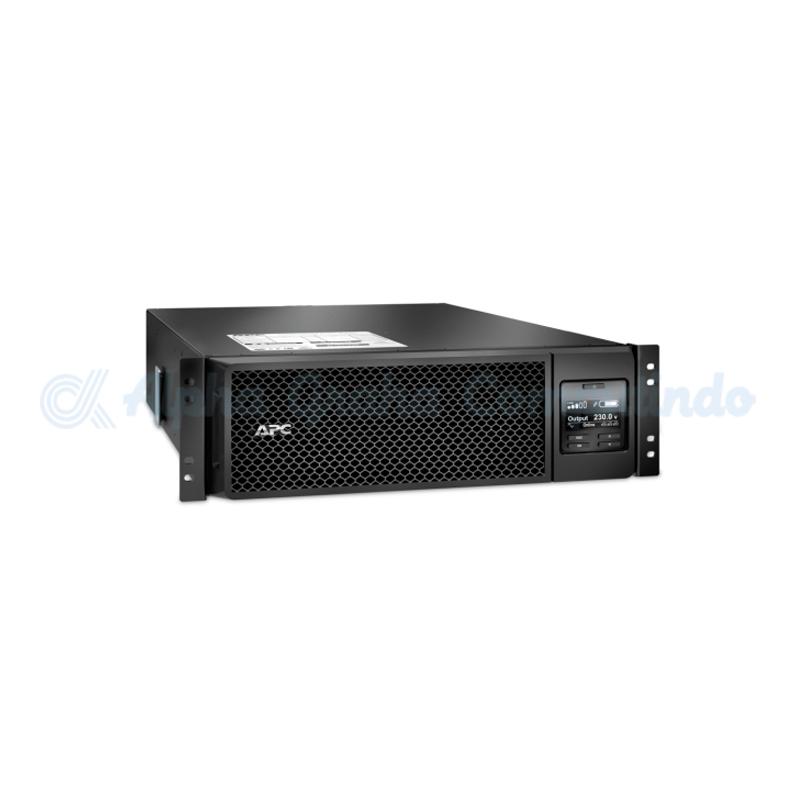 APC Smart-UPS SRT 5000VA RM 230V [SRT5KRMXLI]