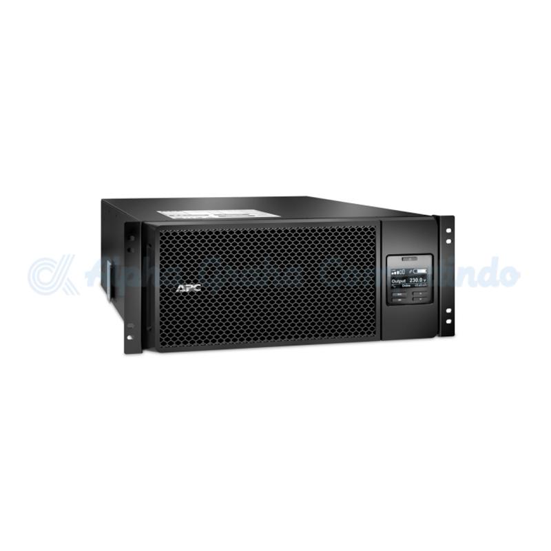 APC Smart-UPS SRT 6000VA RM 230V [SRT6KRMXLI]