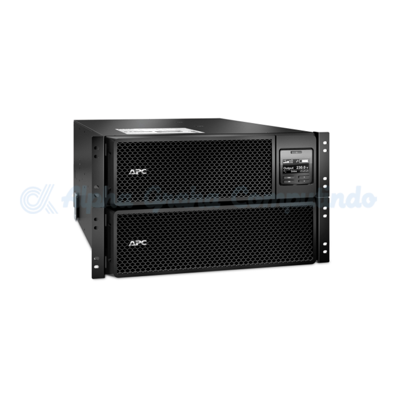 APC Smart-UPS SRT 8000VA RM 230V [SRT8KRMXLI]