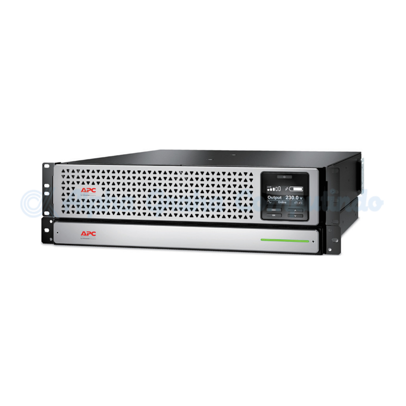 APC Smart-UPS SRT Li-Ion 1000VA RM 230V Network Card [SRTL1000RMXLI-NC]