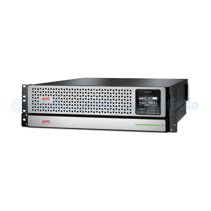 APC Smart-UPS SRT Li-Ion 1000VA RM 230V [SRTL1000RMXLI]