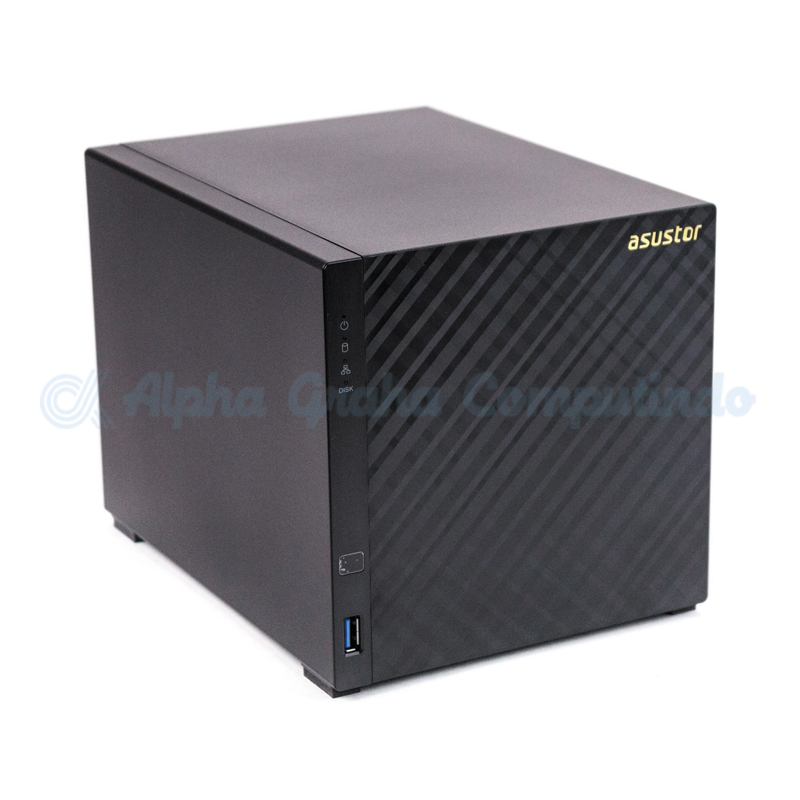 ASUSTOR  NAS Tower AS3104T