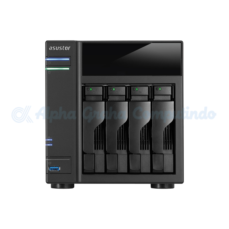 ASUSTOR  NAS Tower AS6104T