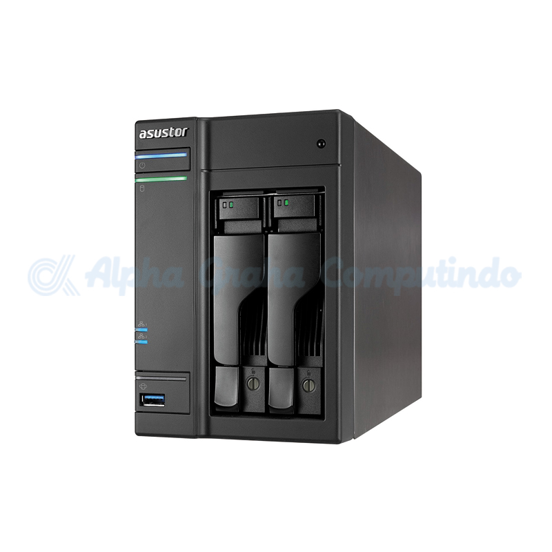 ASUSTOR   NAS Tower AS6202T