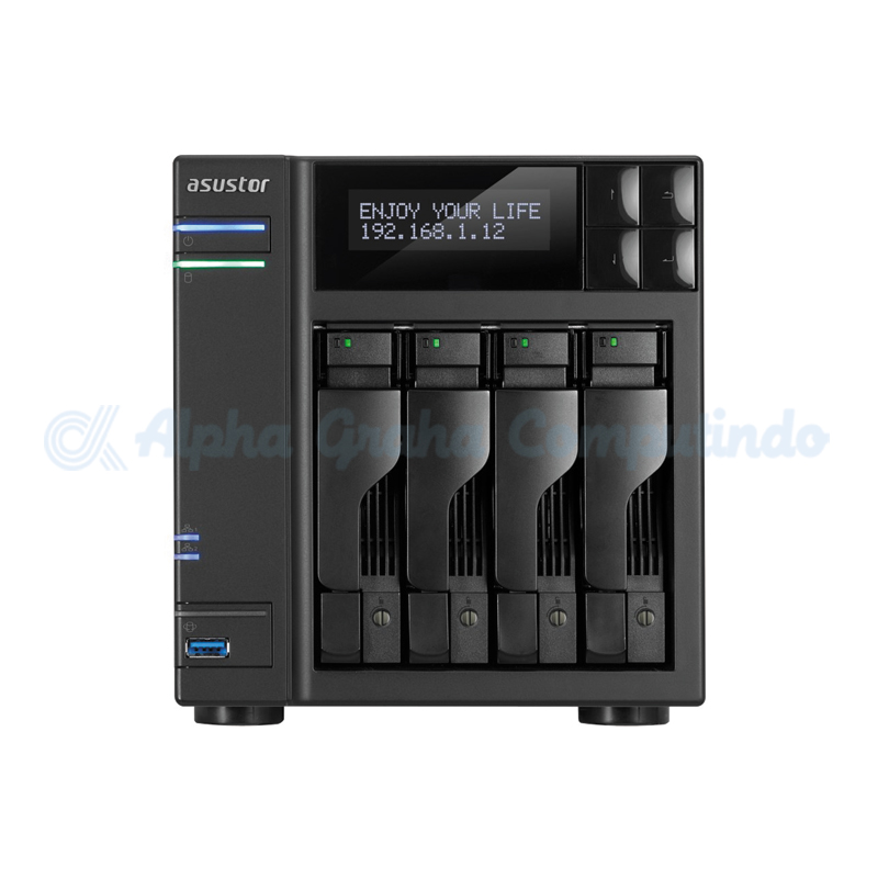 ASUSTOR  NAS Tower AS6204T
