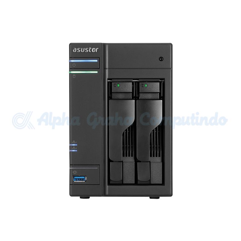 ASUSTOR  NAS Tower AS6302T