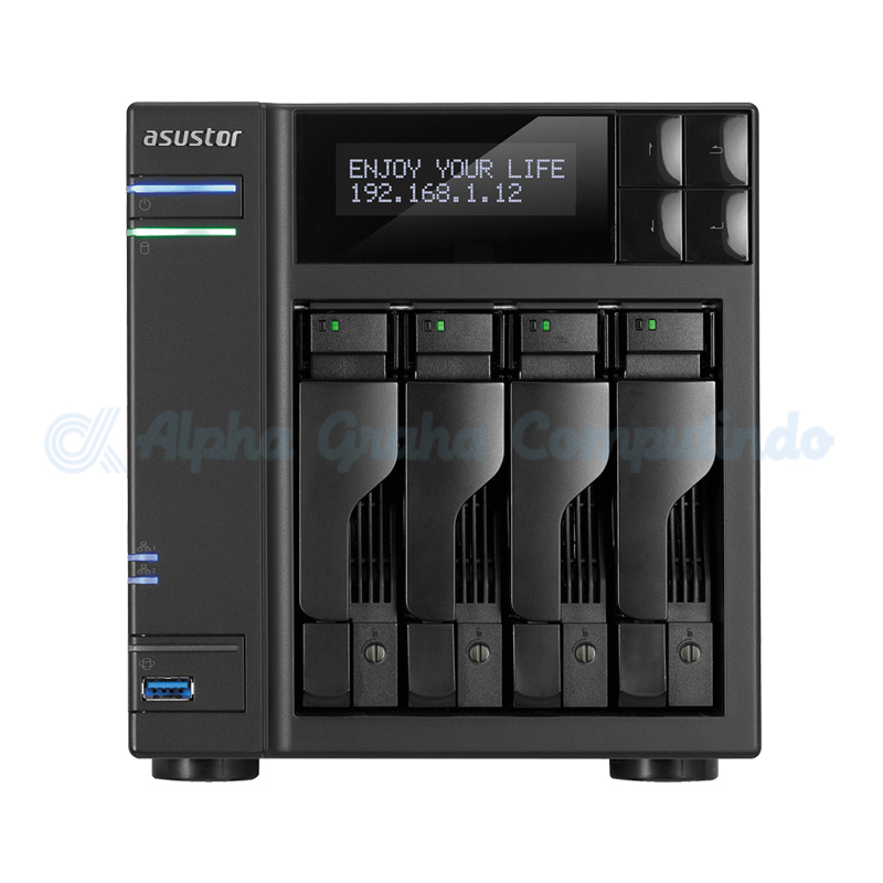ASUSTOR  NAS Tower AS6404T