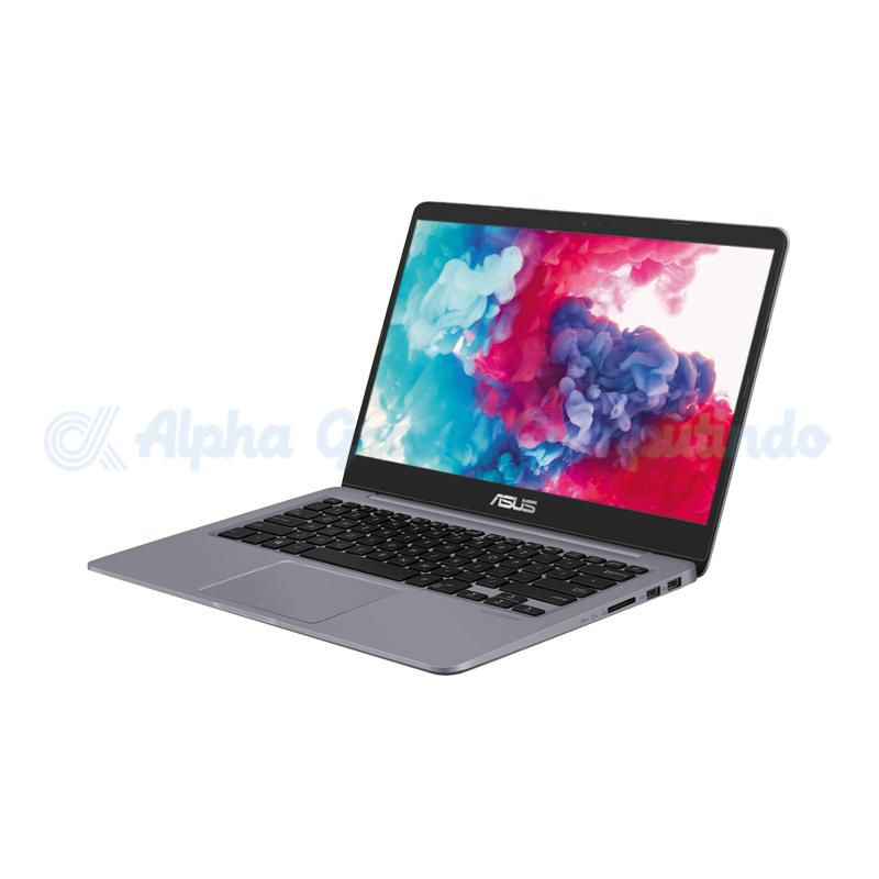 Asus  VivoBook 14 A411UF-BV172T i3-7100U 1TB 4GB MX130 [90NB0II3-M02030/Win10] Grey