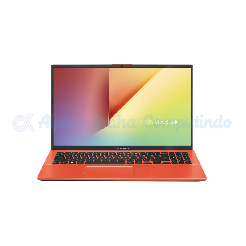 Asus VivoBook A412UA-EK504T 4417U 4GB 512G Fingerprint Win10 - Coral Crush