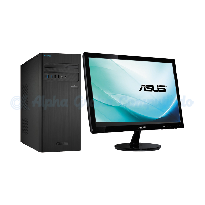 Asus Business Desktops D340MC-I78811000T i7-8700 8GB 1TB GT710 19.5-inch LED [90PF01C1-M14280/Win10]