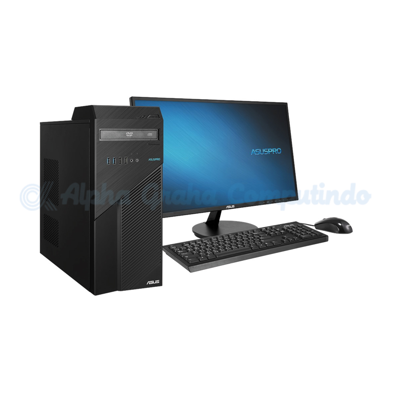Asus  Business Desktops D425MC-R3220G017T R3-2200G 4GB 1TB 19.5-inch LED [90PF01T1-M00630/Win10]