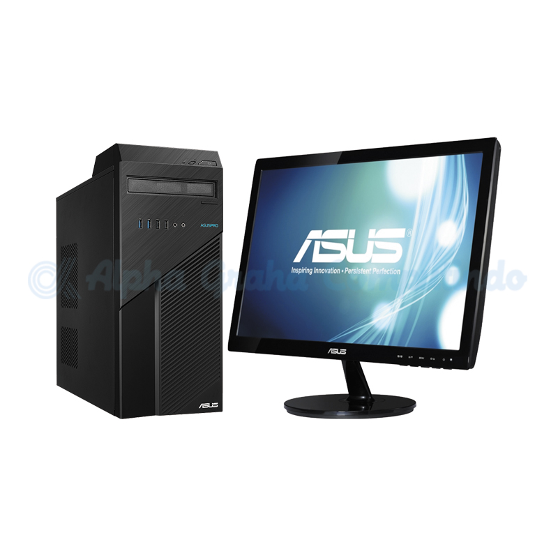 Asus  Business Desktop D540MC G4900 4GB 1TB DOS 18.5-inch [D540MC-0G49000060]