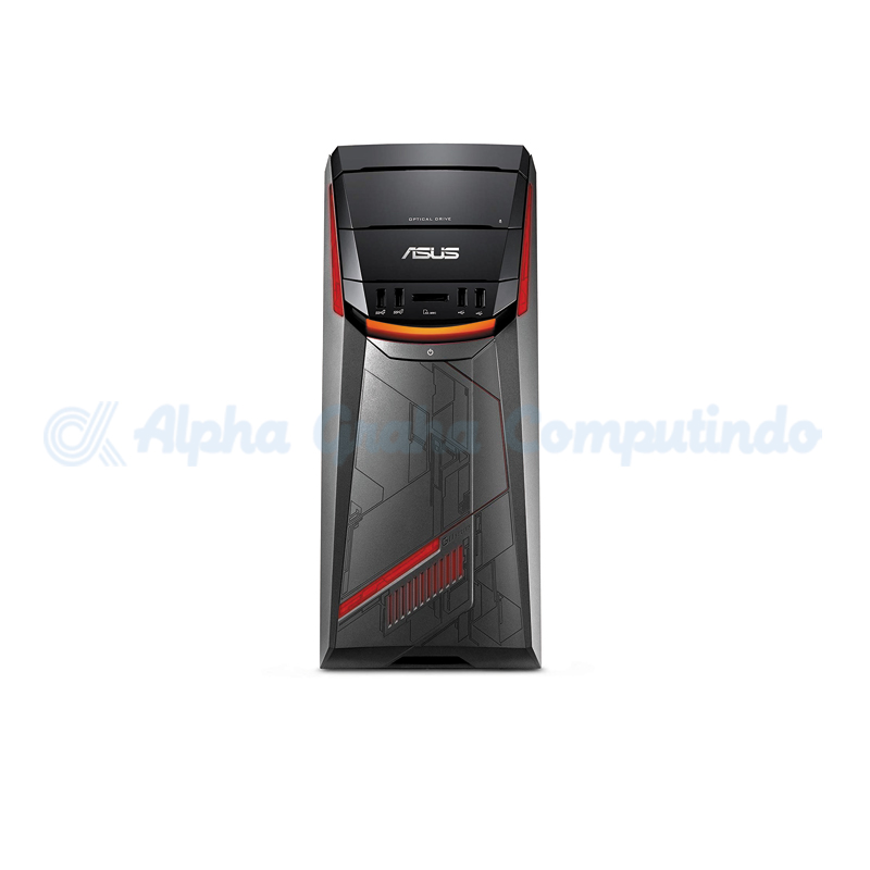 Asus  Desktop PC G11DF-ID001T R7-1700 16GB 1TB+256GB RX480 WIN10