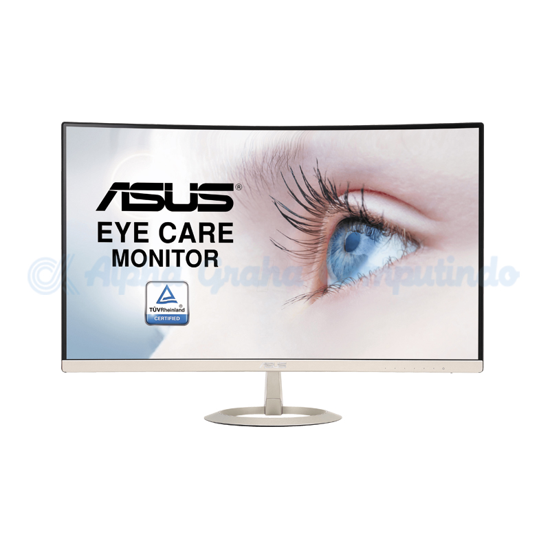 Asus 27-inch Eye Care Curved Monitor [VZ27VQ]