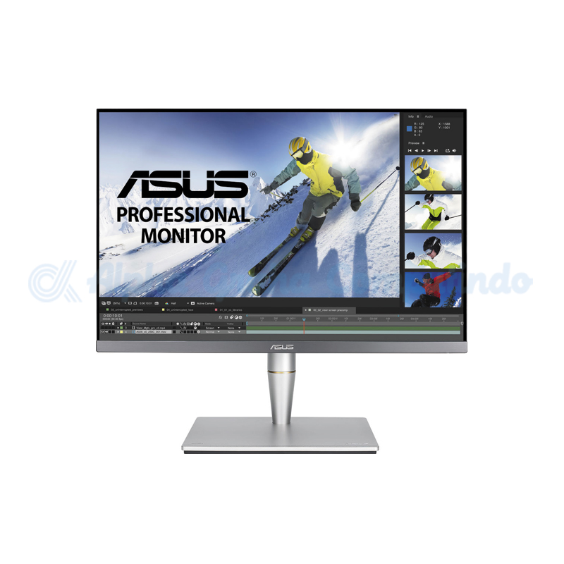 Asus   24-inch ProArt PA24AC HDR Professional Monitor [90LM04B0-B01310]