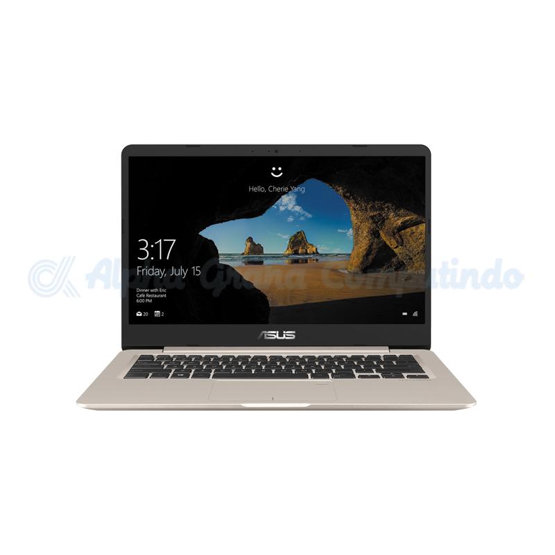 Asus  VivoBook S14 S406UA-BM258T i3-7100U 256GB 4GB Fingerprint [90NB0FX1-M05790/Win10] Gold