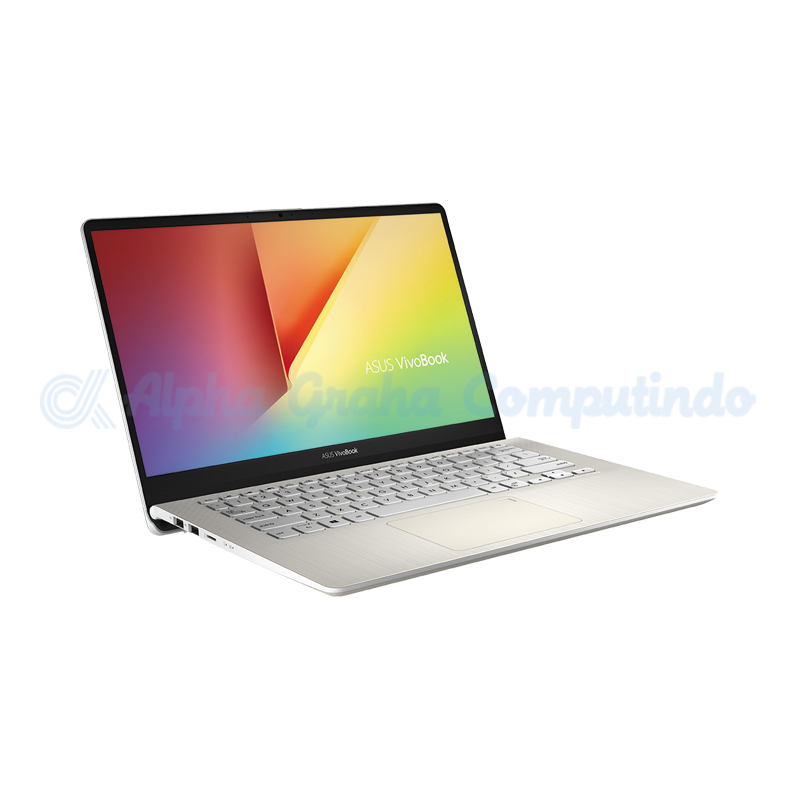 Asus  VivoBook S14 S430UN-EB535T i5-8250U MX150 4GB+4GB 1TB Fingerprint [90NB0J45-M02350/Win10] Icicle Gold