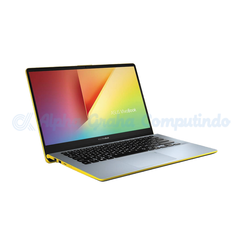 Asus  VivoBook S14 S430UN-EB533T i5-8250U MX150 4GB+4GB 1TB Fingerprint [90NB0J43-M02330/Win10] Silverblue Yellow